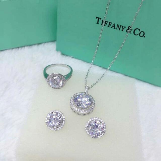 Tiffany Diamond Set
