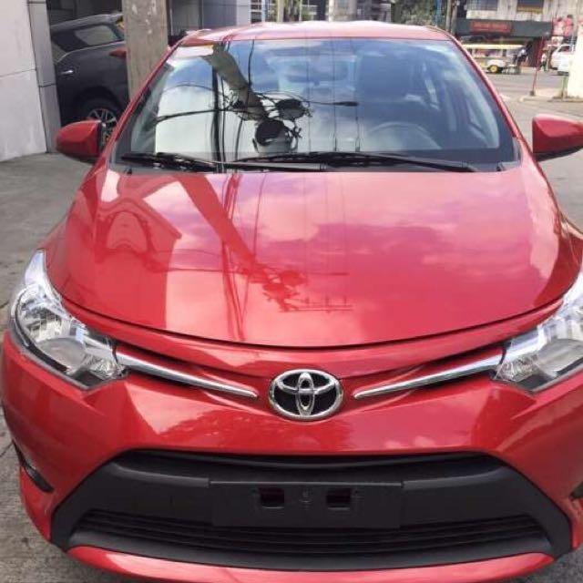 Toyota Vios E 2017 AT