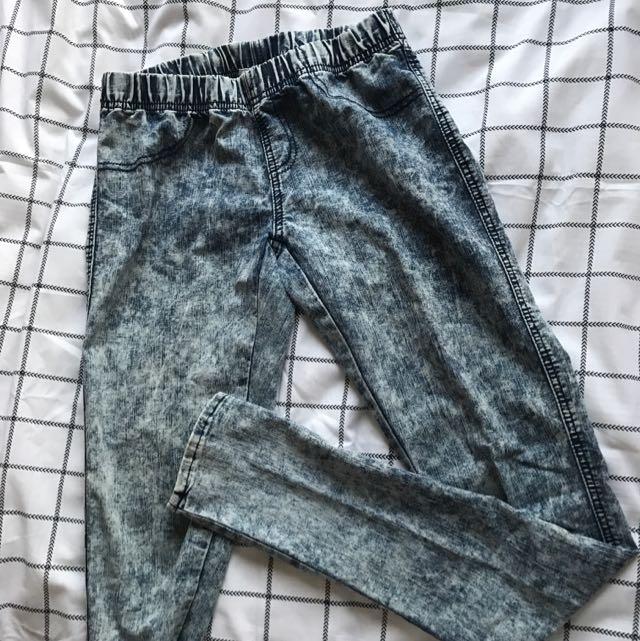 Valleygirl Size 6 Denim Skinny Jeans