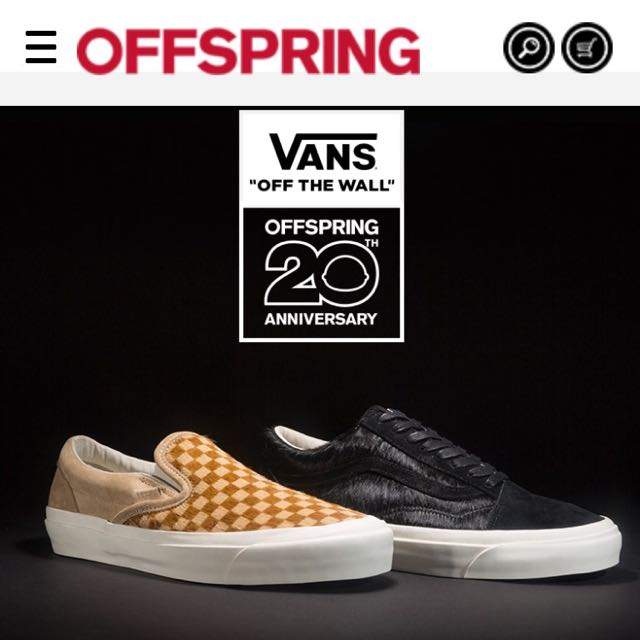 3629da74cd Vans Slip On 98 Reissue