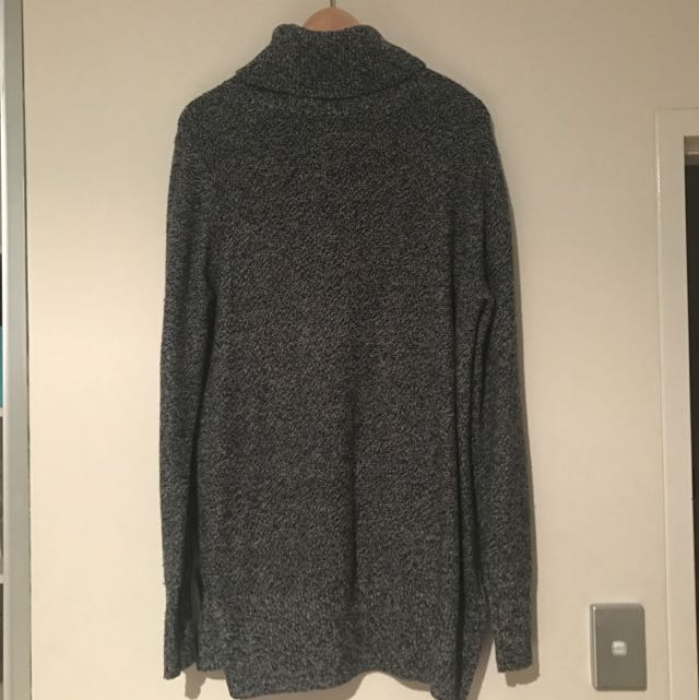 WITCHERY Grey Marle Sweater
