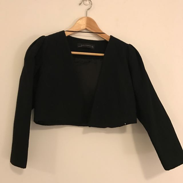 Zara Crop Jacket