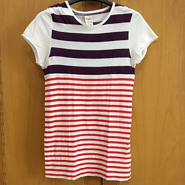 Zara Stripes Tshirt