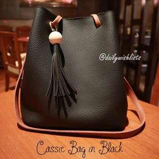 Cassie Bag In Black