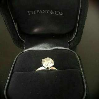 Limited Edition Tiffany & Co Ring