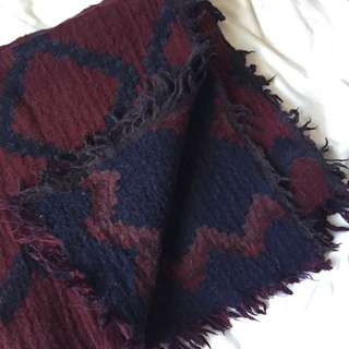 Aritzia - Wilfred Blanket Scarf