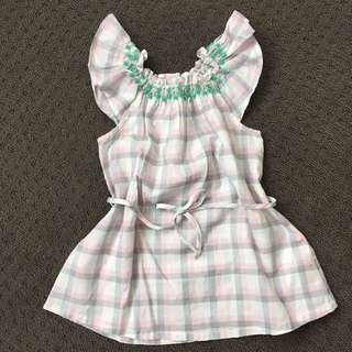Country Road Baby Girl Size 0 Tunic Dress