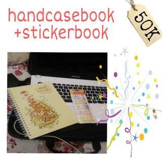 Book + Sticker Lucu