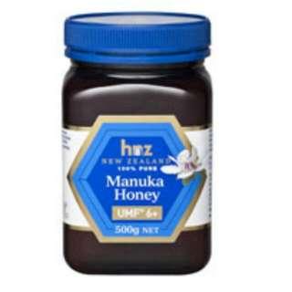 hnz manuka honey umf 6+ 500ml  or umf 5+ unity selling at $69.90