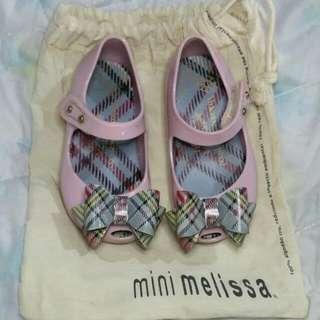 Authentic Mini Melissa Vivienne Westwood Anglomania USA 6 VGUC