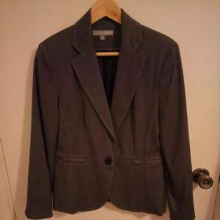 Liz Jordan Fitted And Lined Suit Jacket