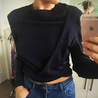 Witchery Crop Knitt