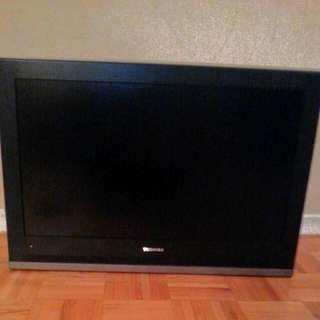 "Toshiba ""32"" Inches Tv"