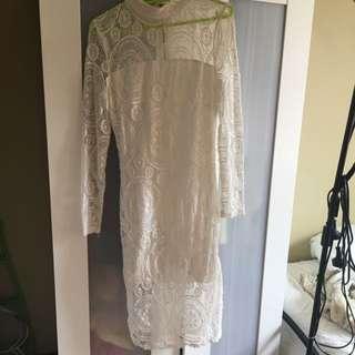 White Dress TEMT