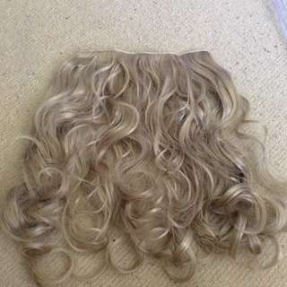 Light Brown/blonde Hair Extensions