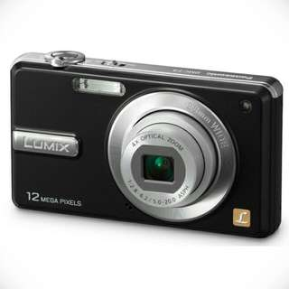 Panasonic Lumix DMC-F3 Camera