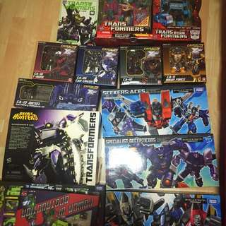 Transformers (updated)