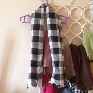 scarf by uniqlo original