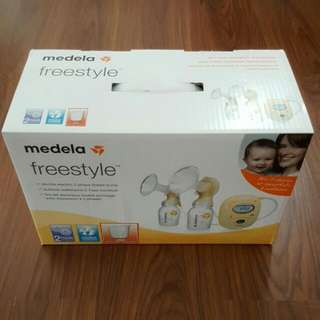 Brand New - Medela Freestyle Double Electric Breast Pump