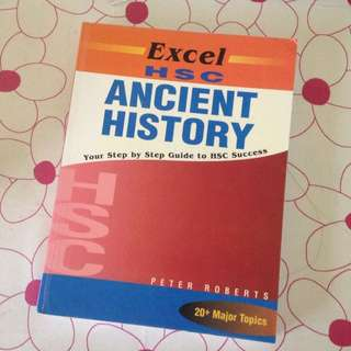 HSC Ancient History Textbook