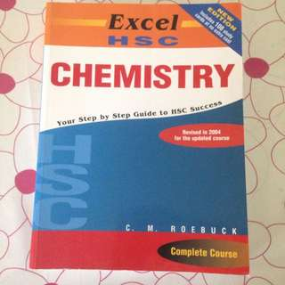 Chemistry HSC Textbook