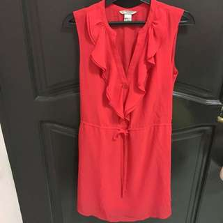 H&M Red