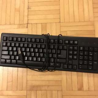 No Name Computer Keyboard