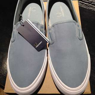 Fred Perry Slip On Shoes