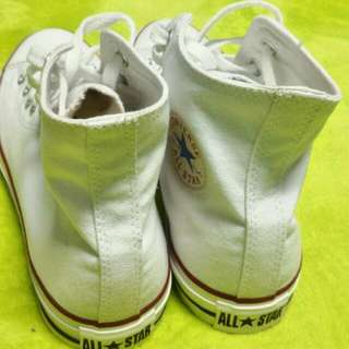 Converse / All Star 基本款男帆布鞋
