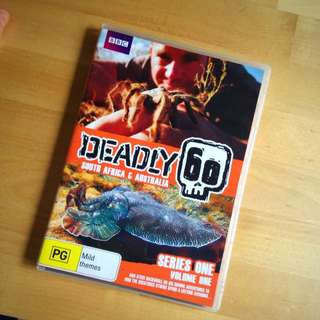 Deadly 60 Series One Volume One DVD