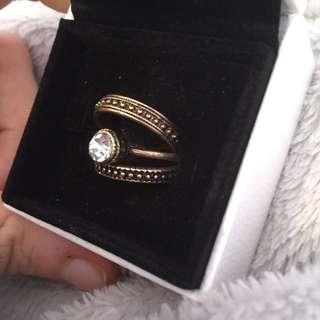 Vintage Ring Set
