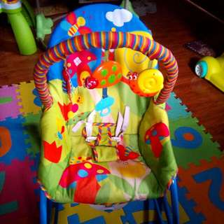 REPRICED!!! Fisher Price Baby Rocker