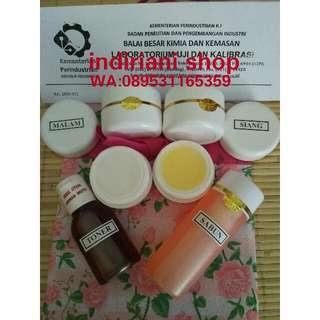 Cream Hn Original Pemutih Wajah