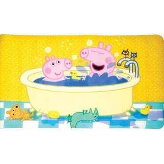 Peppa Pig Bath Mat Non Slip- NEW