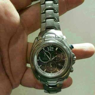 Citizen EcoDrive Titanium Sapphire Solar Watch