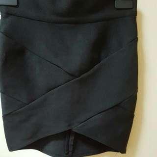 Bandage skirt Size 8