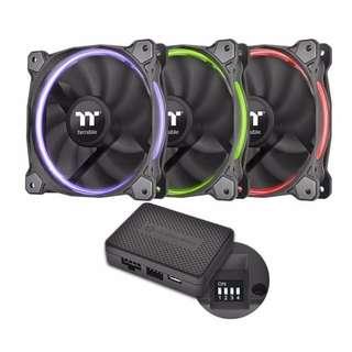 Thermaltake Riing 14 RGB Radiator Fan Premium Edition - 3 Pack