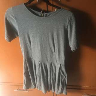 dress misty grey
