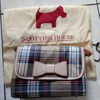 Scottish House 肩背包