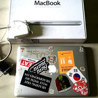 Macbook Late 2008 Aluminum