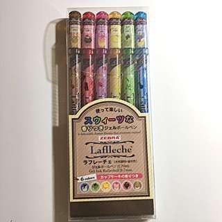 Japan Zebra Laflleche Pen set
