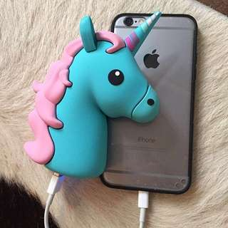 (NEW) POWERBANK UNICORN  15.000mAh