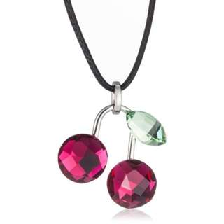 SWAROVSKI necklace - authentic