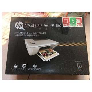 急售!!!Hp2540 智慧型手機和平板電腦用印表機