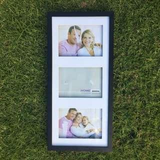3 Window Photo frame