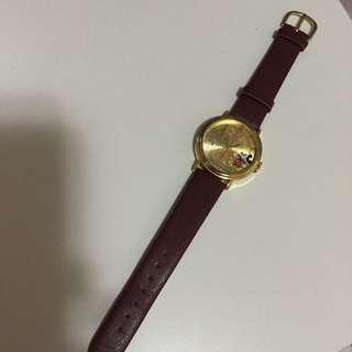 迪士尼米奇手錶(四隻分開賣)