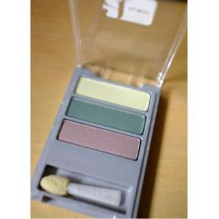 FREE! Almay intense color trio for greens
