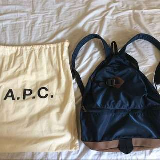**PRICE DROP**A.P.C Stefan Backpack