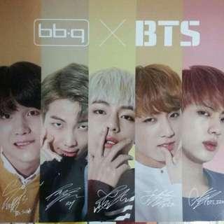 防彈少年團 BTS Poster (방탄소년단 포스터) No.1