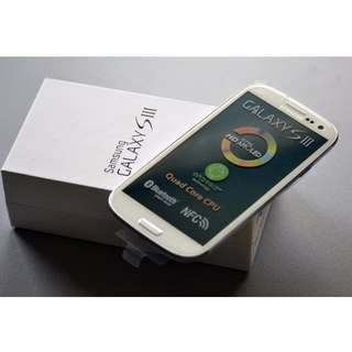 Samsung Galaxy S3 I9300 White 16GB for sale